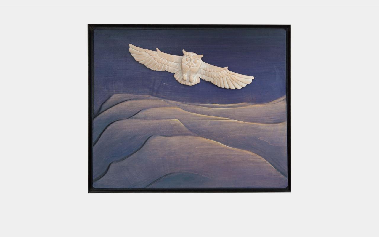 Owl relief