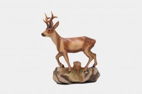 Half relief deer