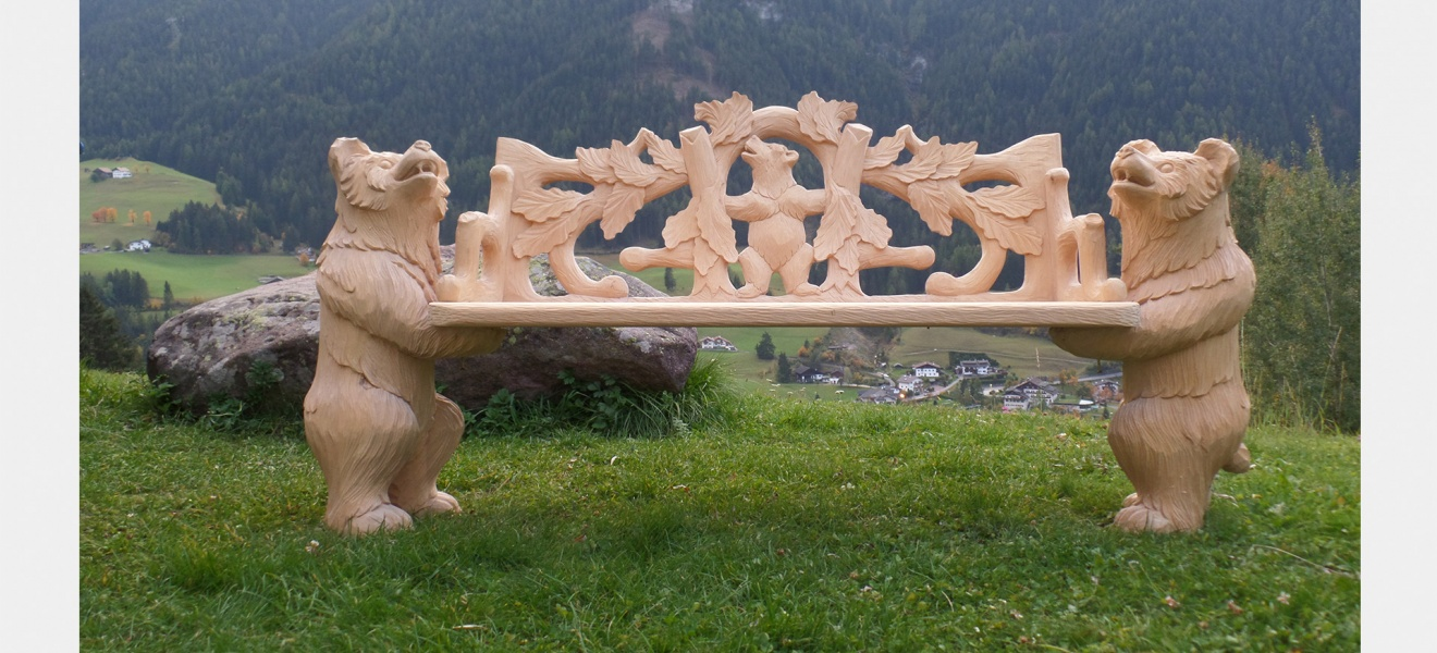Woodcarving Obletter Art