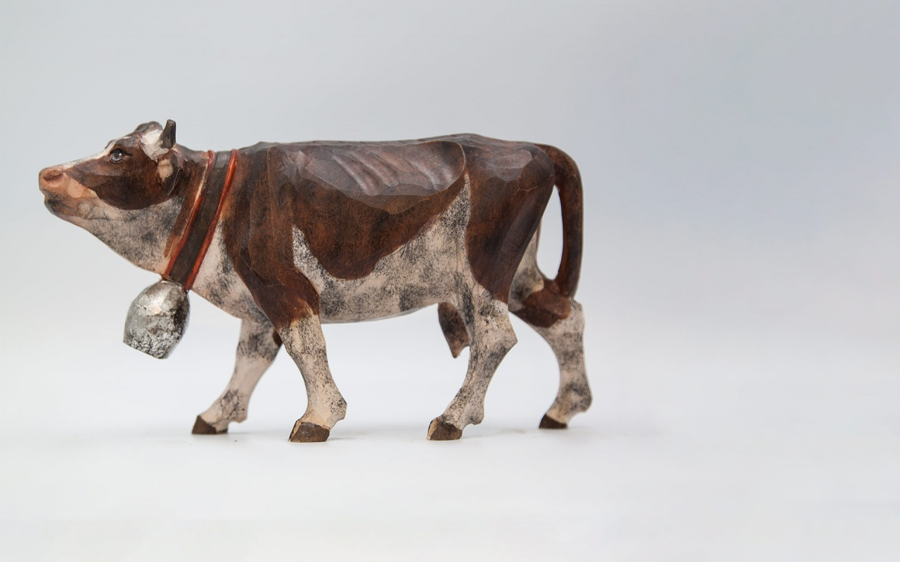 Cow without base